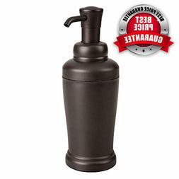 InterDesign Kent Plastic Liquid Soap Pump and Lotion Dispens