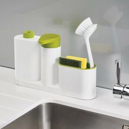 Kitchen Storage Rack Foaming Bottle Shampoo Pump Soap Dispen