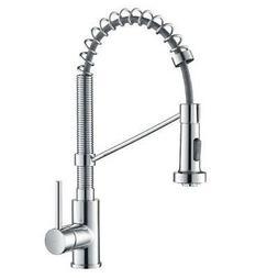 Kraus KPF-1610CH Bolden Kitchen Faucet, 18 inch, Chrome