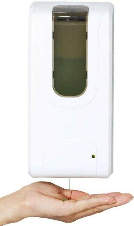 1000 ml soap dispenser automatic usage large