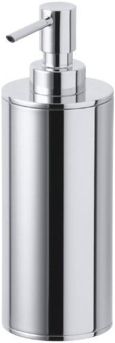 Kohler K-14379-CP Purist Countertop Soap Dispenser, Polished