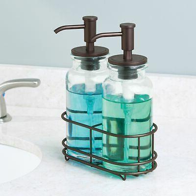 mDesign 2 Pumps Kitchen, Bathroom