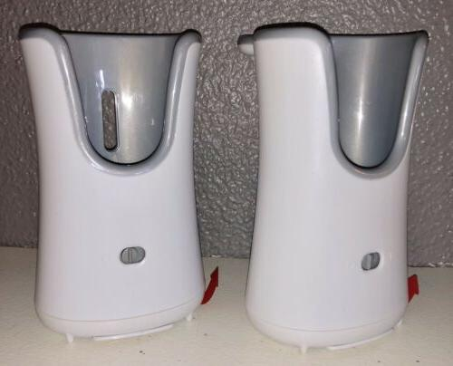 2 x no touch automatic hand soap