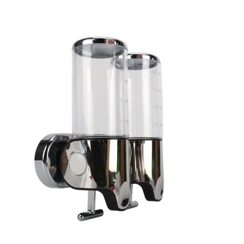2 x Wall Soap Dispenser Pump 1000ml