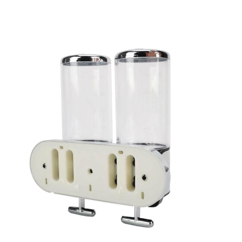 2 x Mounted Soap Dispenser Wash Pump