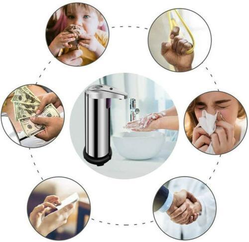 250ml Auto Sensor Kitchen Bathroom