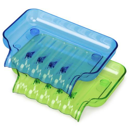 2pack soap case dish dispenser holder box