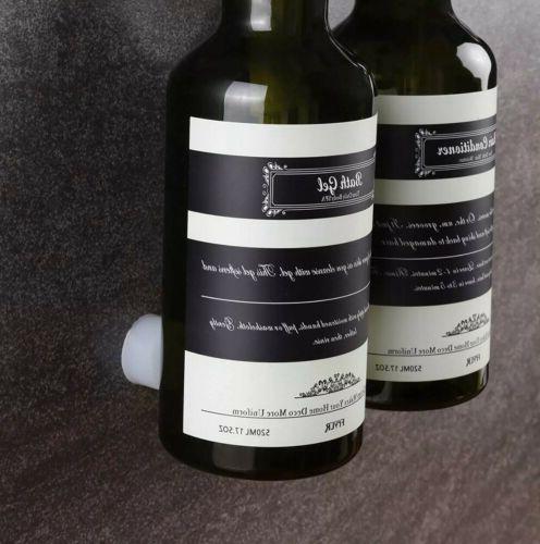 Frylr 3-Chamber Soap Dispenser, Wall 3 PET
