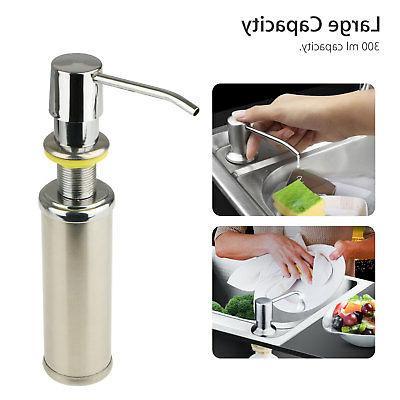 300ML 304 Stainless Sink Pump Kitchen