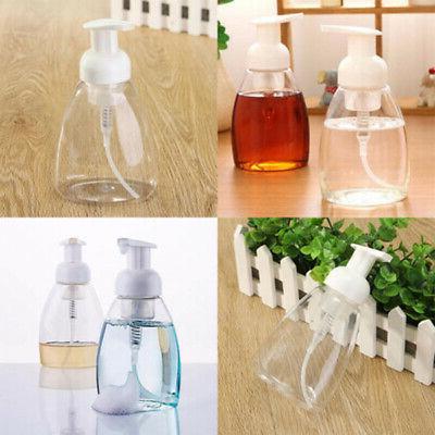 300ml Empty Pump Dispenser Bottle Soap