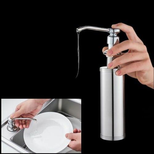 Sink Bathroom Shower Lotion Holer New