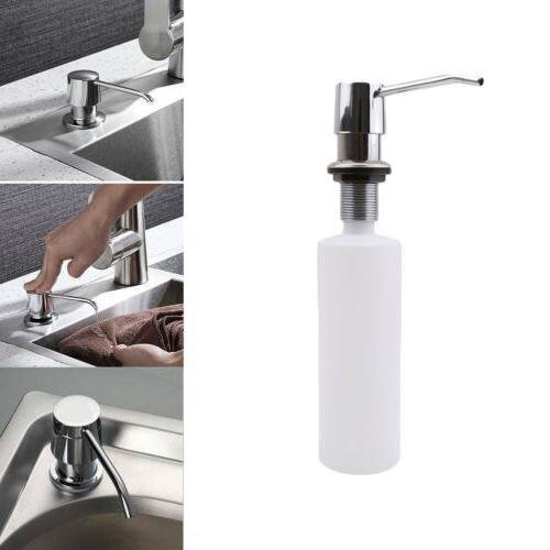 300ml soap dispenser kitchen sink faucet bathroom