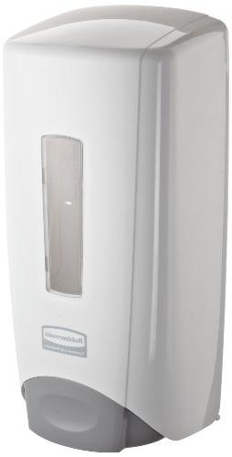 Rubbermaid Commercial 3486591 Wall-Mounted Dispenser, White, 1300