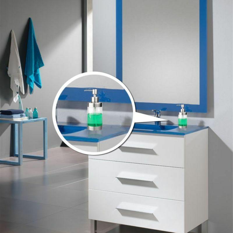 350ml Stainless Soap Dispenser Bottle