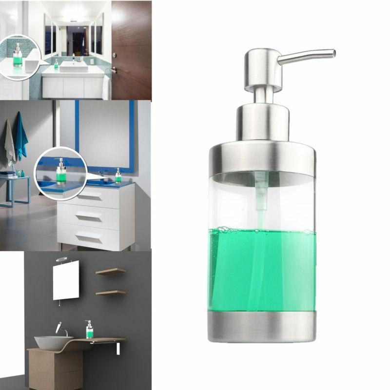 Soap Dispenser Bottle