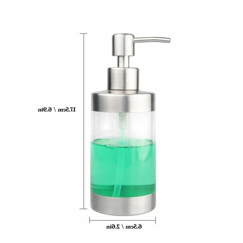 350ml Stainless Soap