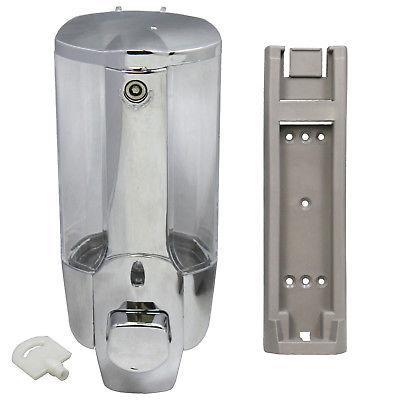 350ml wall mount soap sanitizer bathroom washroom