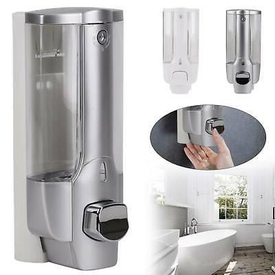 350ml wall mounted bathroom shower gel body