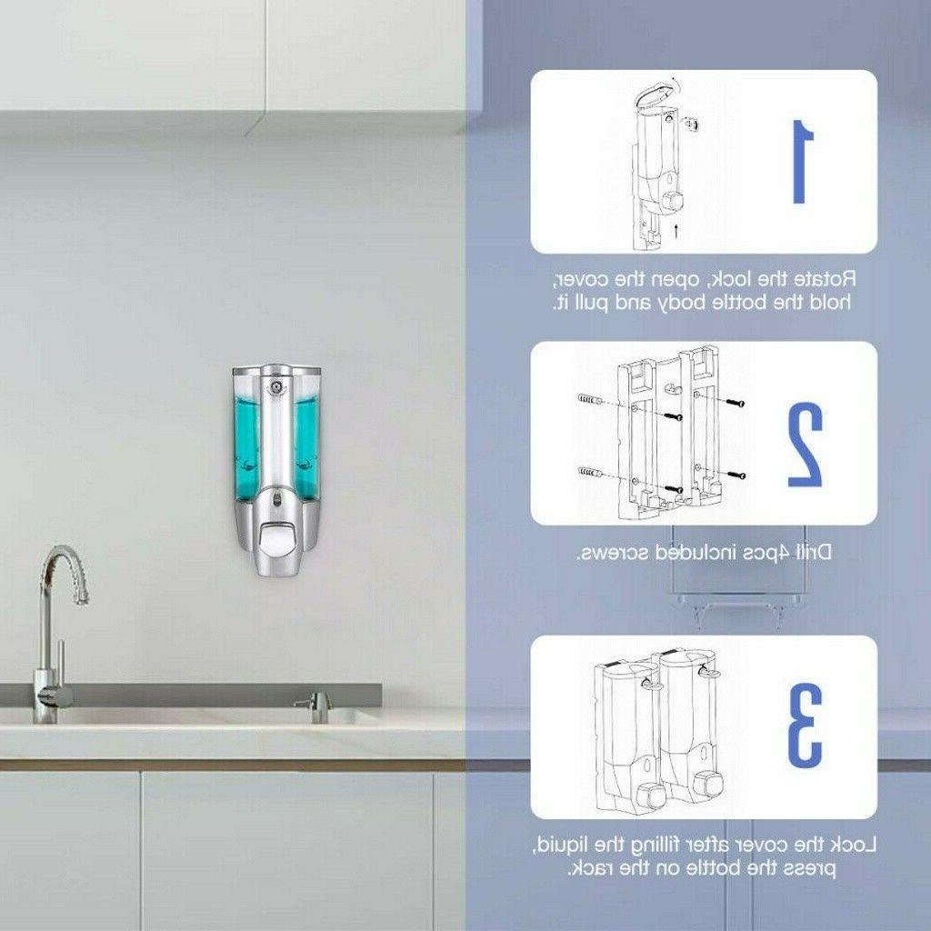 350ML Soap Dispenser Lotion