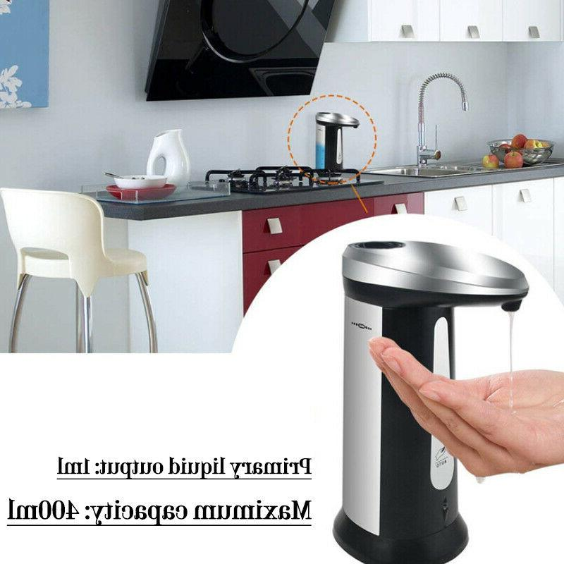 350ml Wall Mount Liquid Dispenser Hand