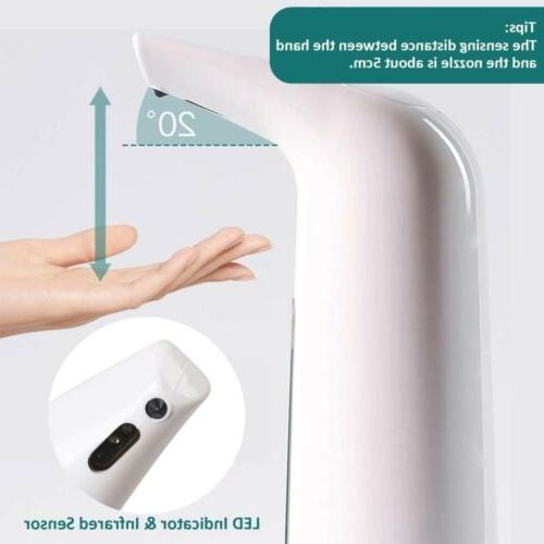400ML Automatic Soap Touchless Hand Bathroom