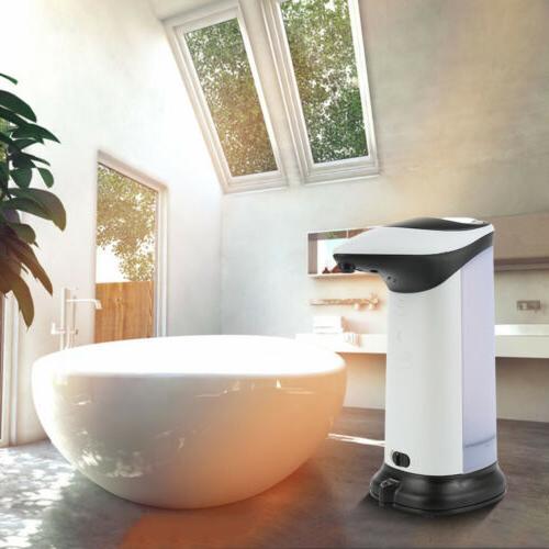 420ml Automatic Touchless Soap Dispenser Foam Washing Foamin