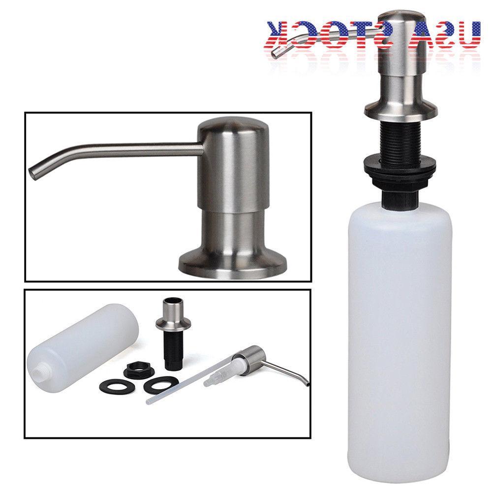 500ML Soap Kitchen Bathroom Pump