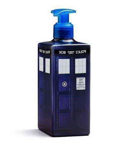 Doctor Who TARDIS Hand Soap Dispenser, Plastic
