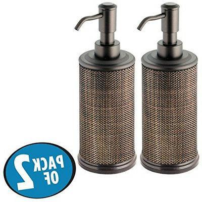 Liquid Hand Soap Dispenser Lotion Pump Bottle Kitchen Bathro