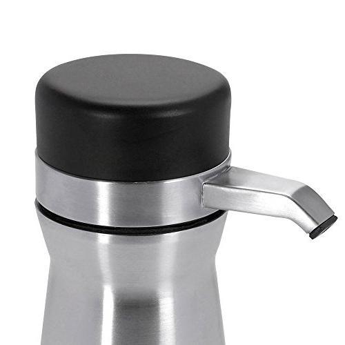 OXO Grips Button Soap Dispenser