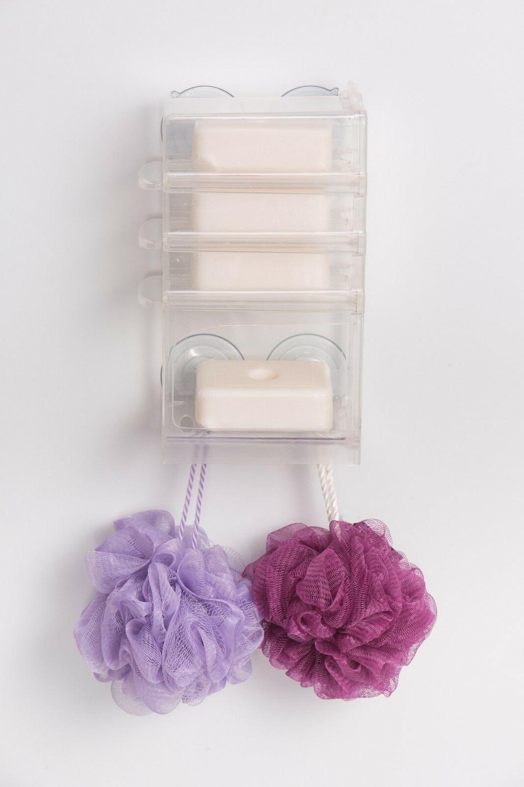 Soap Stacker Dispenser and Organizer for