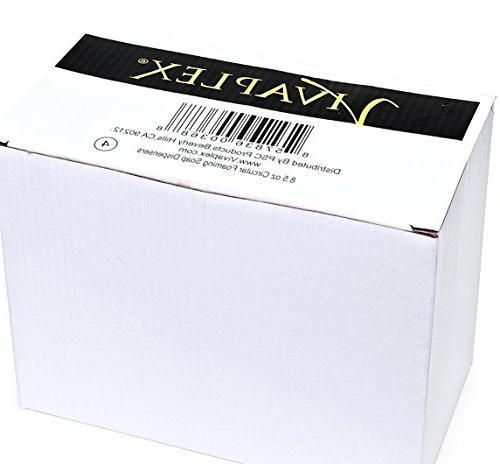 Vivaplex, oz , Foaming Soap with White Pumps