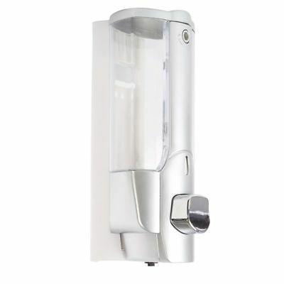 Wall Mounted Soap Dispenser Bathroom Sanitizer Shower Gel Shampoo