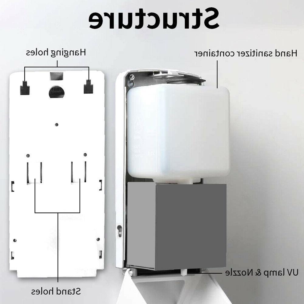 Automatic Hands Touchless Liquid Soap Dispenser 1000ML