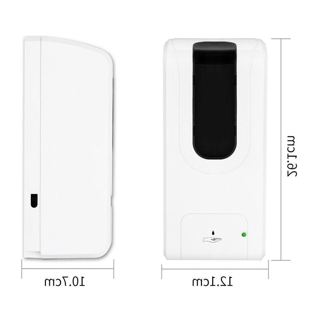 Automatic Dispenser Sanitizer Touchless Liquid Soap 1000ML