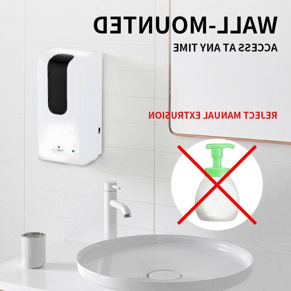 Automatic Sanitizer Touchless Liquid 1000ML