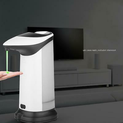 automatic foaming hand washer touchless liquid soap