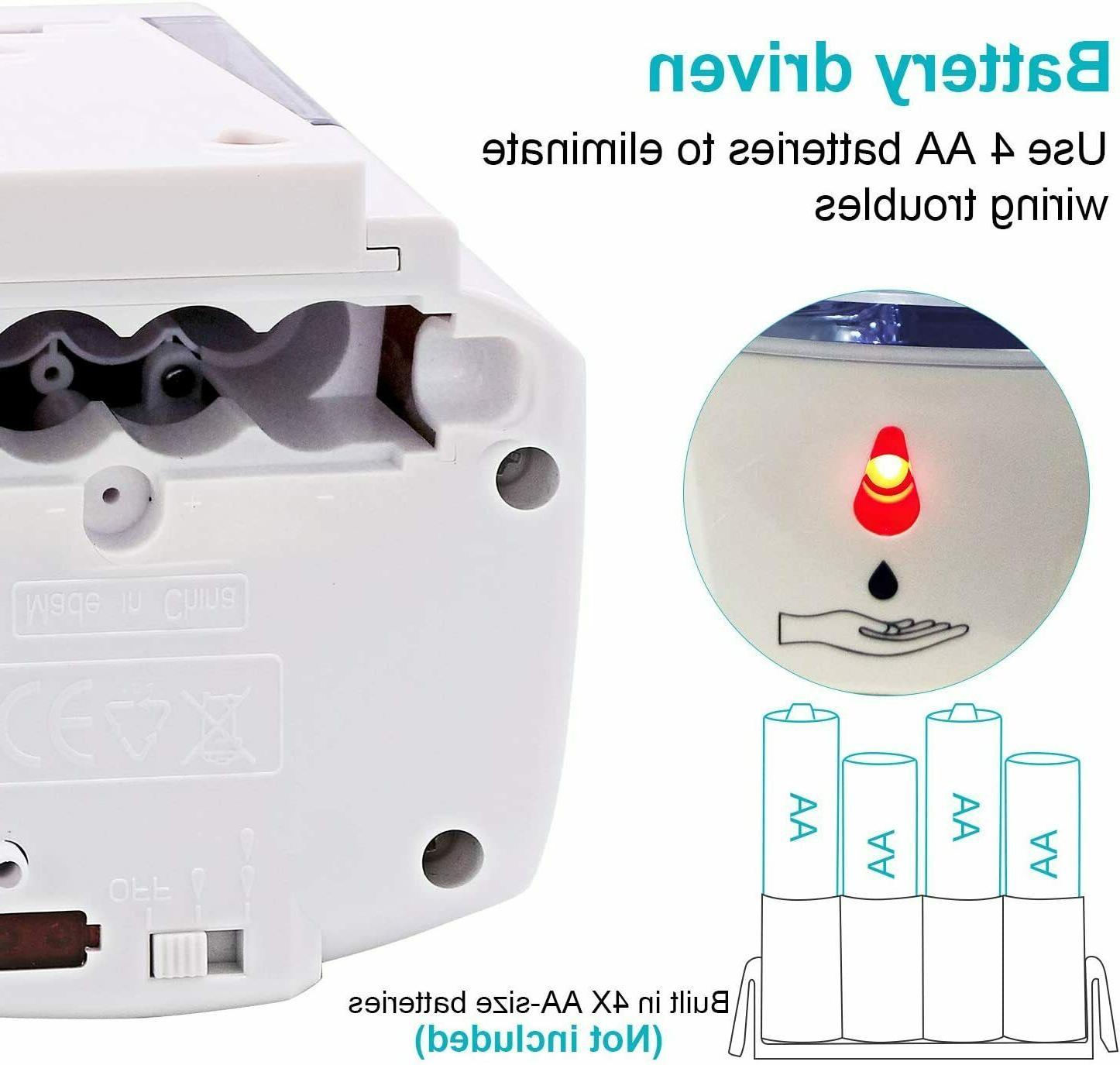Automatic Liquid 700ML Handfree Touchless IR Sensor Wall
