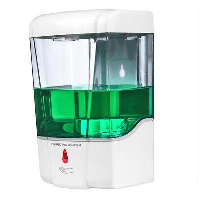 Automatic Liquid 700ML Touchless Sensor Mount Sanitizer