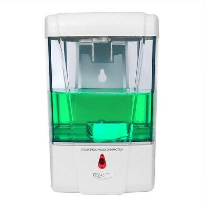 Automatic Liquid 700ML Touchless Wall Mount