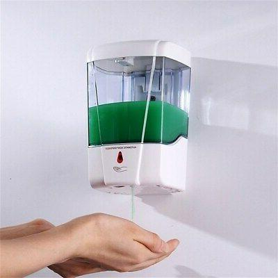 Automatic Liquid 600/700ML Wall Mount