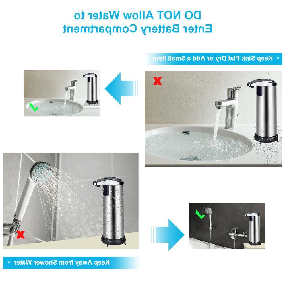 Automatic Soap Touchless Sensor Soap