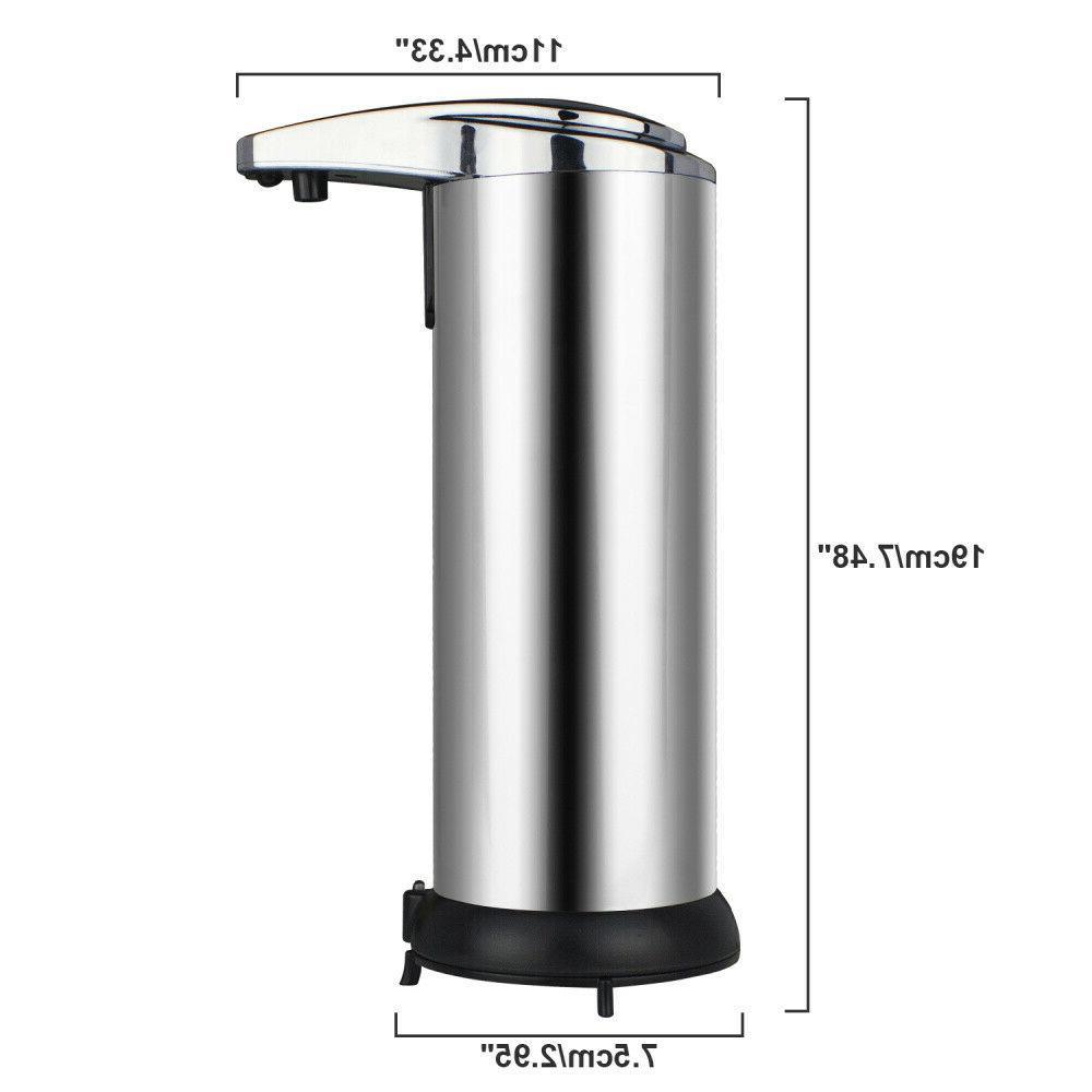 Automatic Touchless Handsfree IR Sensor Soap