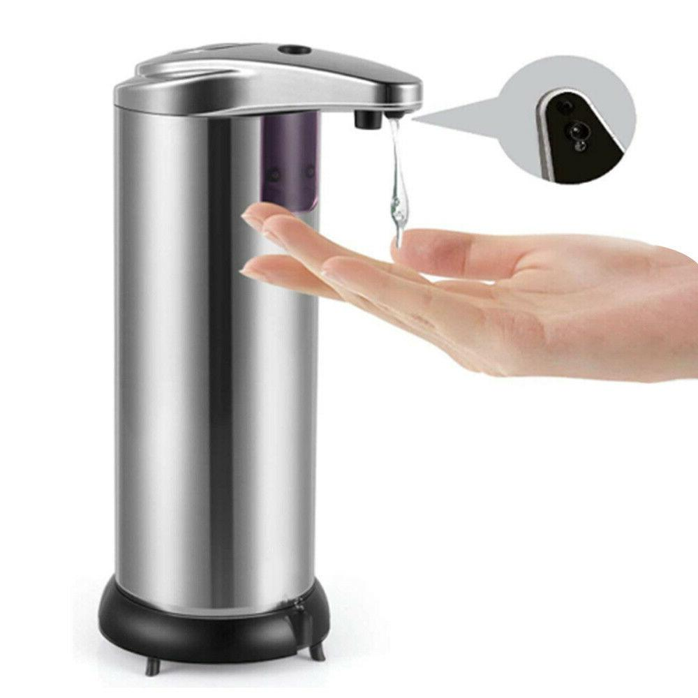 Touchless Handsfree IR Soap Dispenser