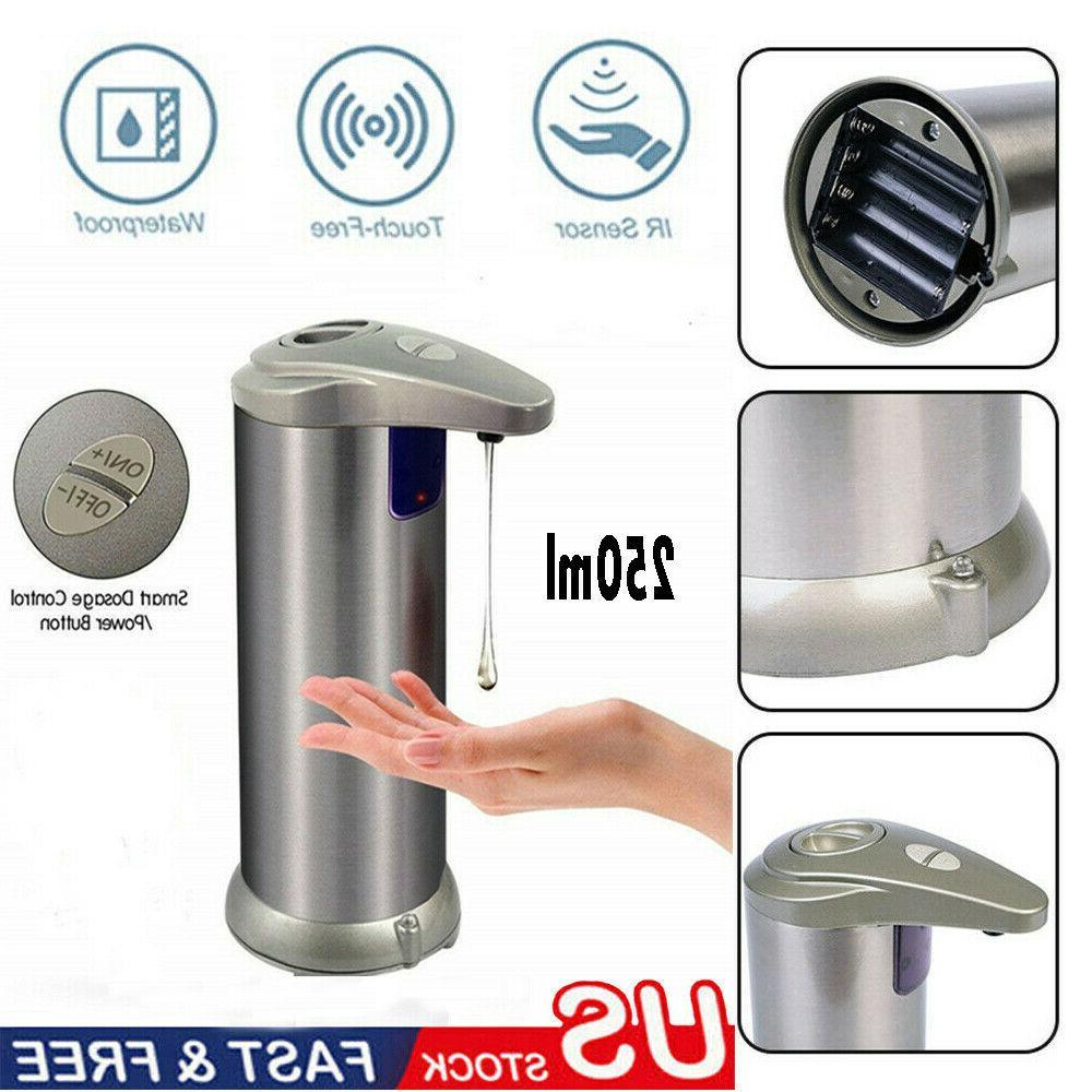 Automatic IR Sensor Soap Liquid Dispenser Touchless Handsfre