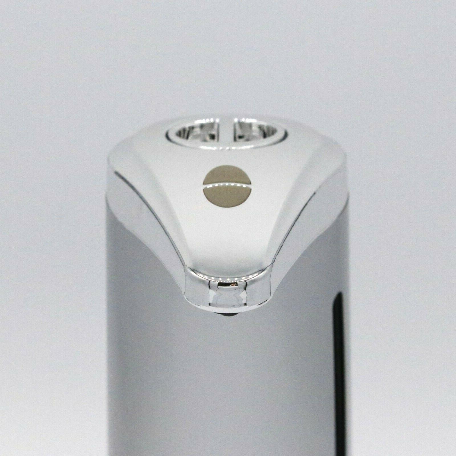 Automatic Touchless Dispenser Hands Sensor Kitchen Silver