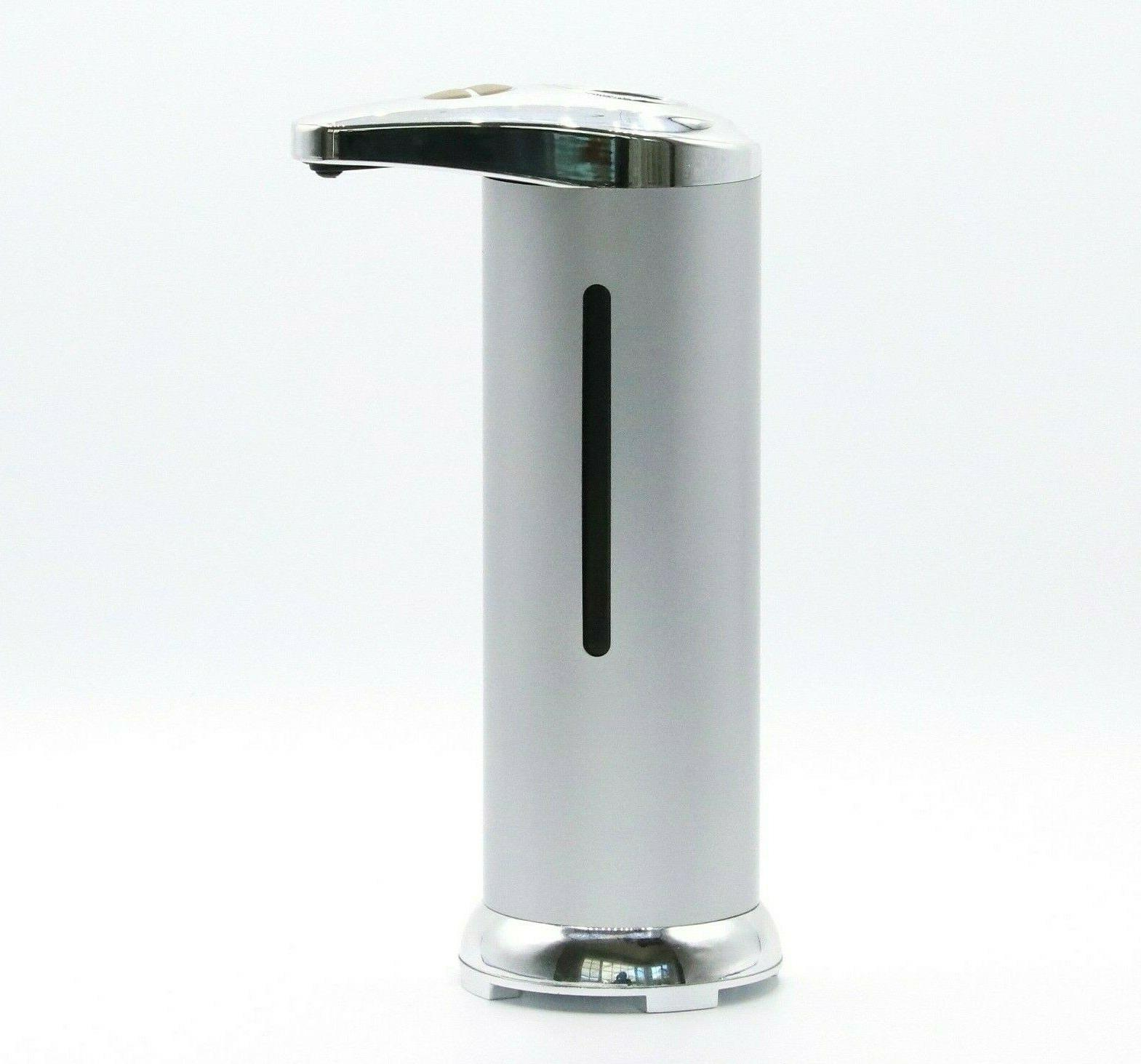 automatic touchless liquid soap dispenser sanitizer hands