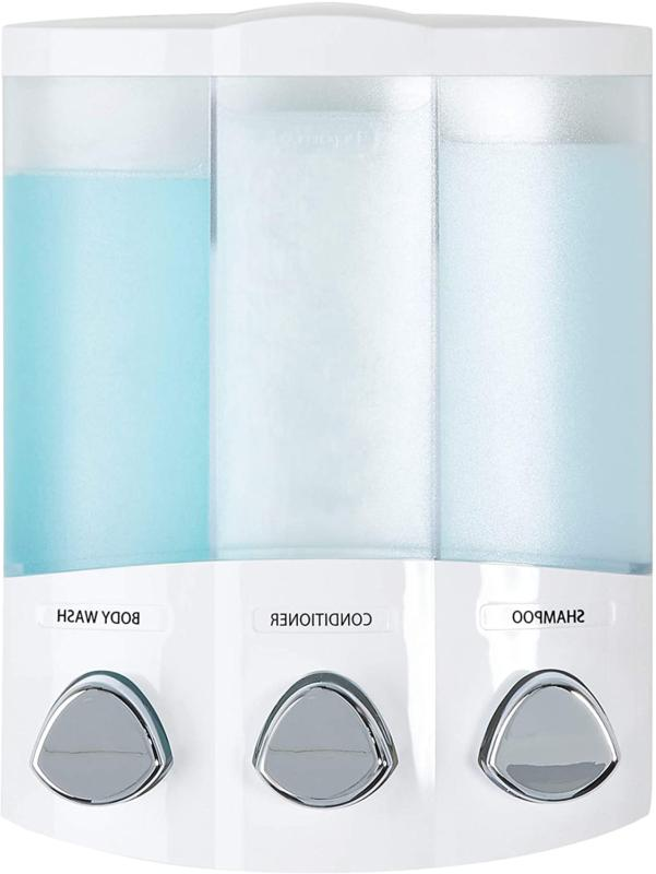 Better Living Euro Series Trio Soap And Shower