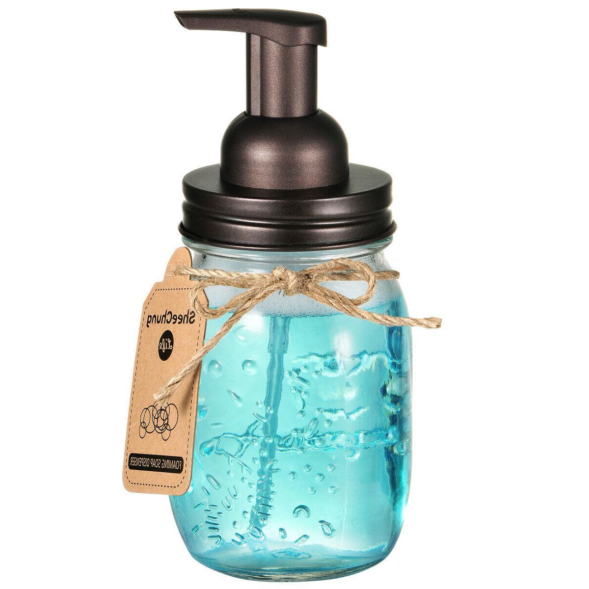 Bronze Jar Foaming Soap Qtip Apothecary