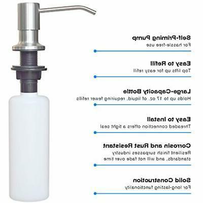 Built Soap Dispensers For Kitchen Commercial Modern OZ